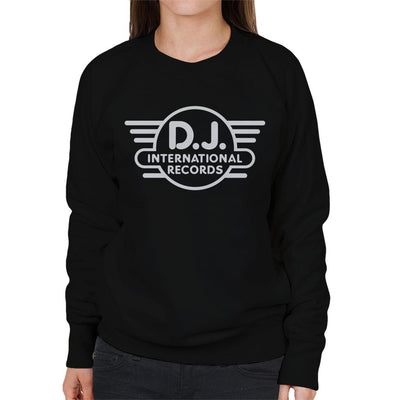 DJ International Classic Logo Women's Sweatshirt-My Essential