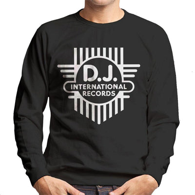 DJ International Classic Cross Logo Men's Sweatshirt-My Essential