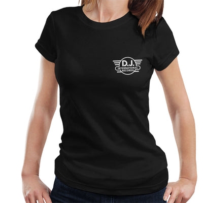 DJ International Records Classic Logo Women's T-Shirt-My Essential