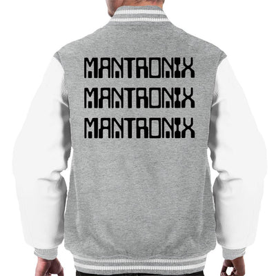 Mantronix The Album Cover Men's Varsity Jacket-My Essential