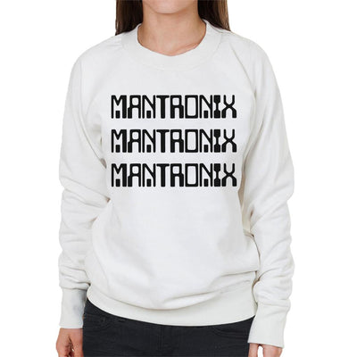 Mantronix The Album Cover Women's Sweatshirt-My Essential