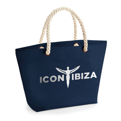 Icon Ibiza Rope Handle Beach Bag-My Essential