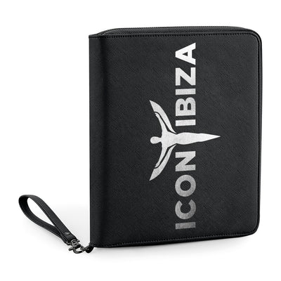 Icon Ibiza Boutique Leather Look Travel & Tech Organiser-My Essential