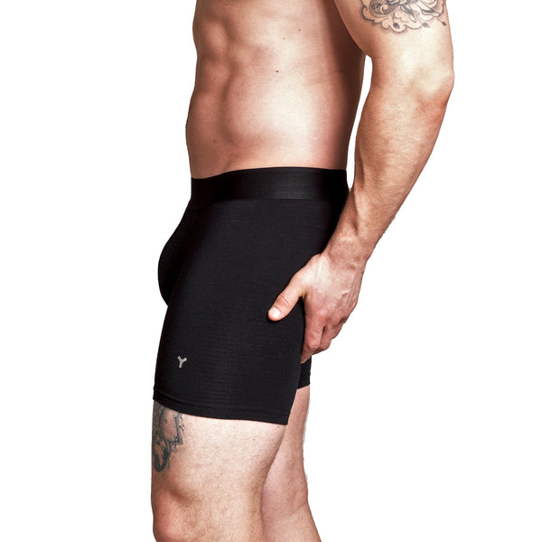 SilverAir Merino Wool Boxer Brief