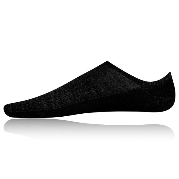 SilverAir Merino Wool No Show Socks