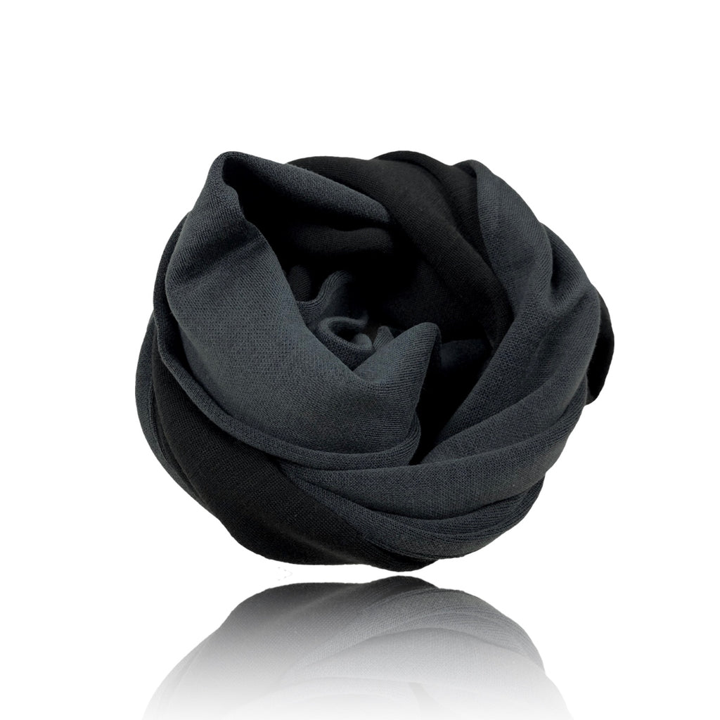 Silk & Merino Wool Neck Wrap