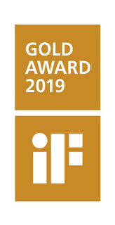 iF Gold Award Winner 2019