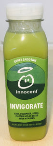 Innocent juices & smoothies
