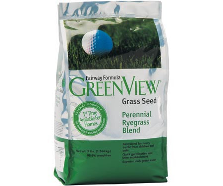 GreenView Fairway Formula Perennial Ryegrass Blend 25 lb.
