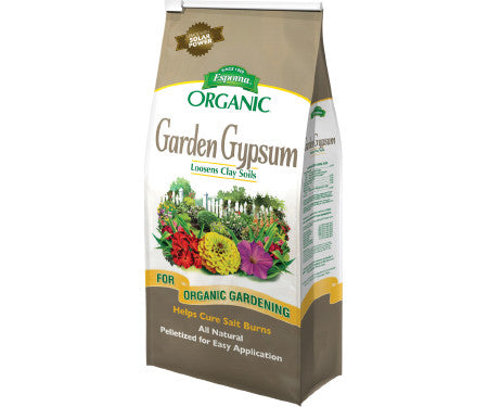 Gypsum by Espoma 6Lb.