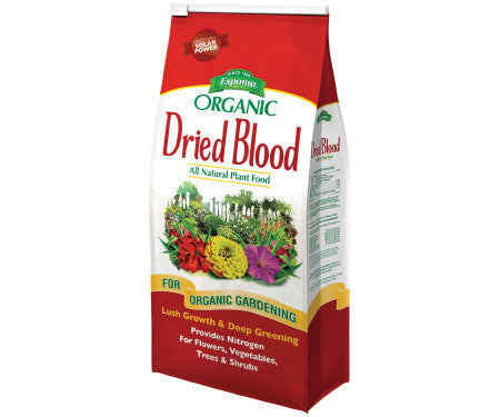 Espoma Organic Dried Blood 12-0-0