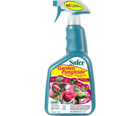 Safer Garden Fungicide Ready-To-Use