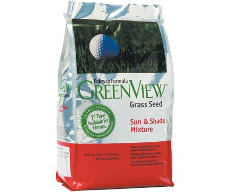 GreenView Fairway Formula Sun And Shade Mixture 25 lb.