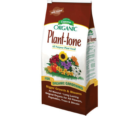 Espoma Plant-tone All-Natural Plant Food 5-3-3