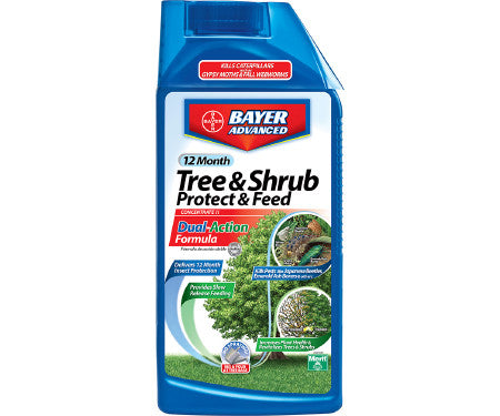 Bayer Advanced 12 Month Tree & Shrub Protect & Feed