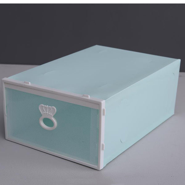 Transparent Dust-proof Thick PVC Storage Box