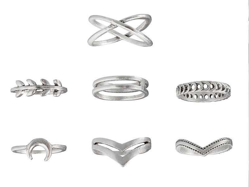 Alloy Rings