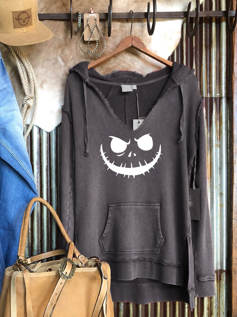 Casual Graphics Print Long Sleeve Hoodie