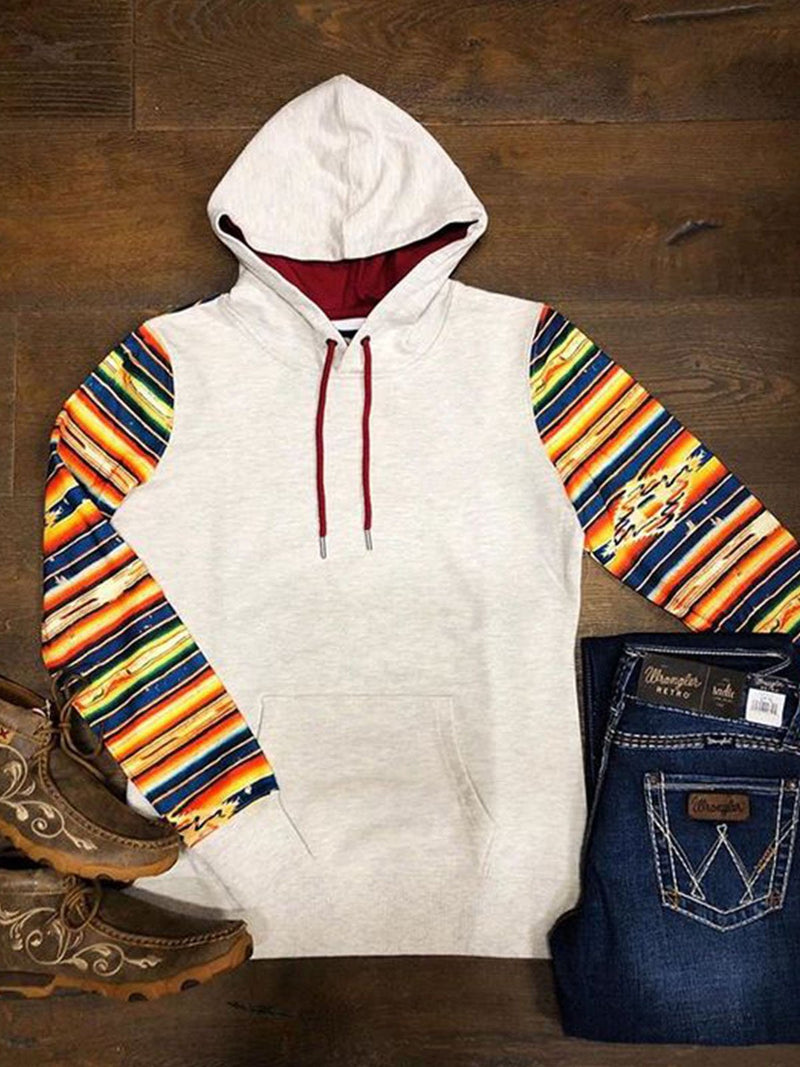 Hoodie Knitted Shift Long Sleeve Sweatshirt