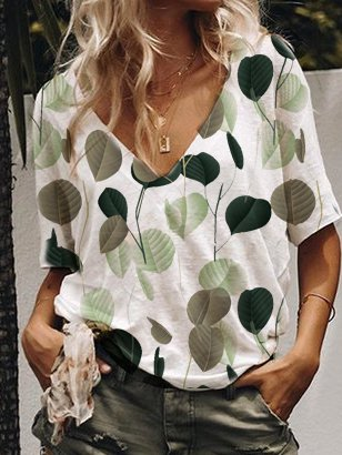 Cool Printed Top