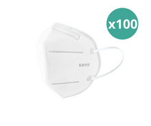 Load image into Gallery viewer, KN95 Masks (100PACK) - 1.69ea [*FREE SHIP*]