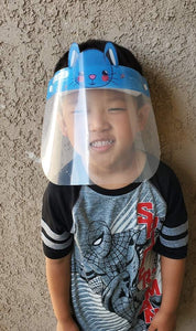 Kids Face shield (3PACK random shipping) - 3.33ea