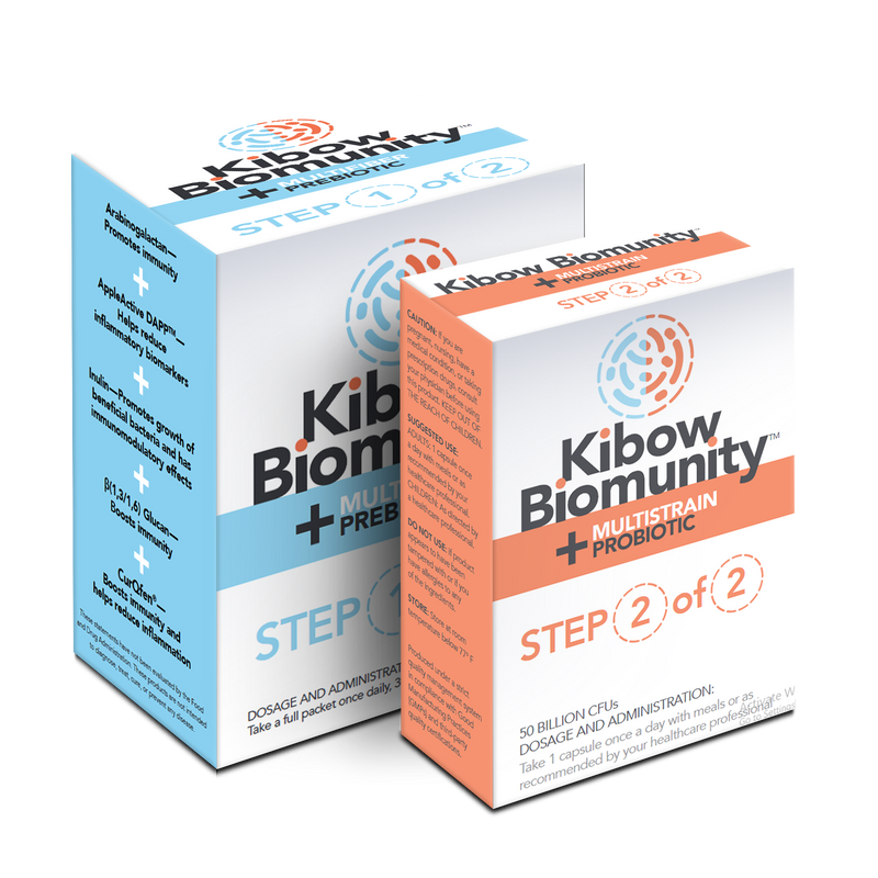 Biomunity™ 2-Step Pack - 30 Day Supply