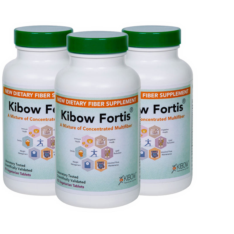 Kibow Fortis® Tablets - 90 Day Supply