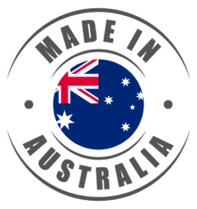 Mass Products is proud to be Australian made and owned.