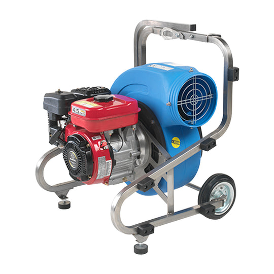 AV 28 S Ventilator/Aspirator With Gasoline Engine