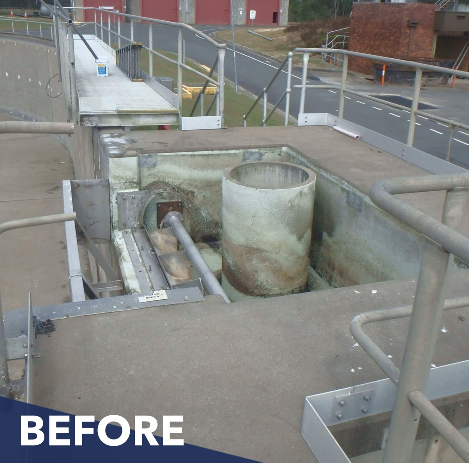 Before Utilities Upgrading and Maintenance by Mass Products