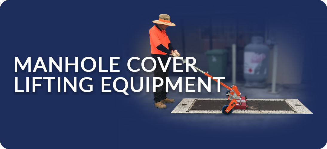 Mass Products - Manhole Cover Lifting Equipment