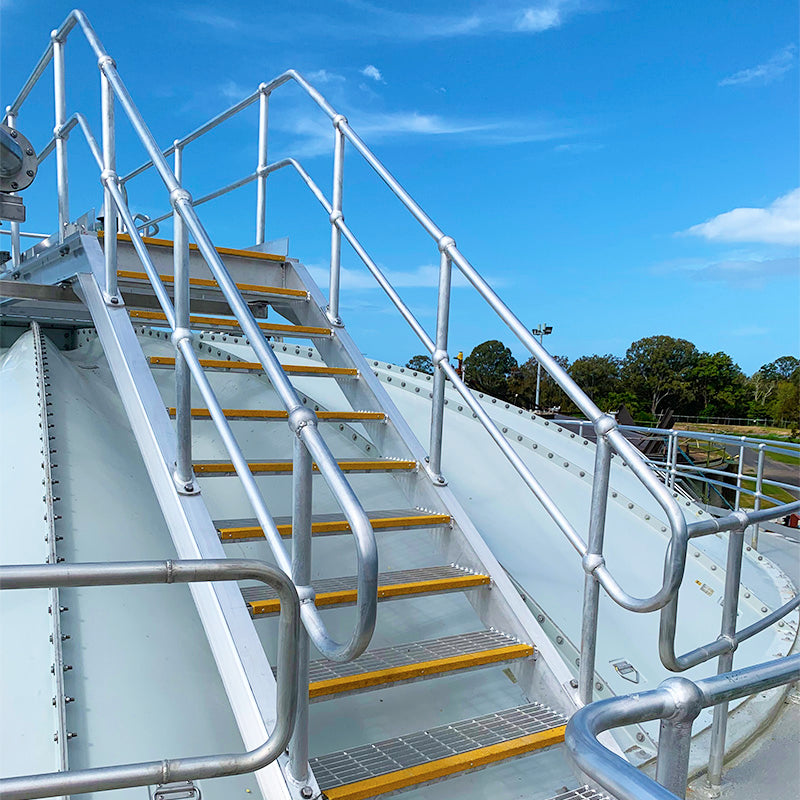 Mass Products Stairway & Handrails