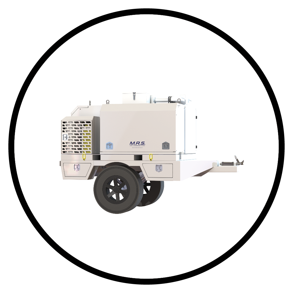 M.R.S (Modular Response System) Applications & Industries - Integrates with a range of vehicles & trailers
