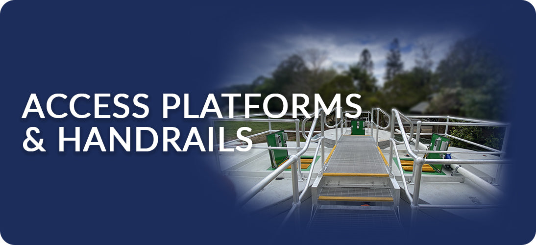 Mass Products - Access Platforms & Handrails