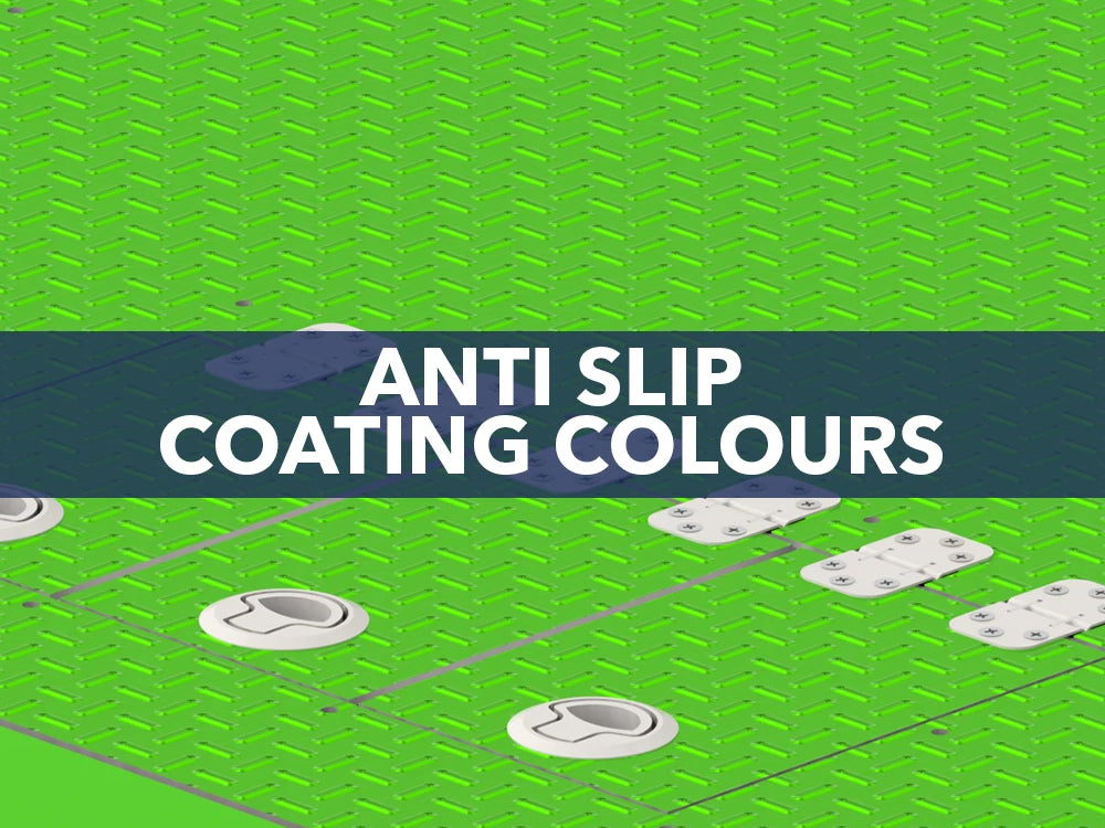 Mass Products Anti Slip Coating Colours