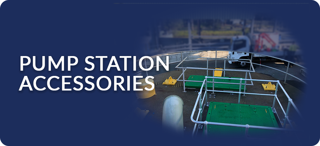 Mass Products - Pump Station Accessories