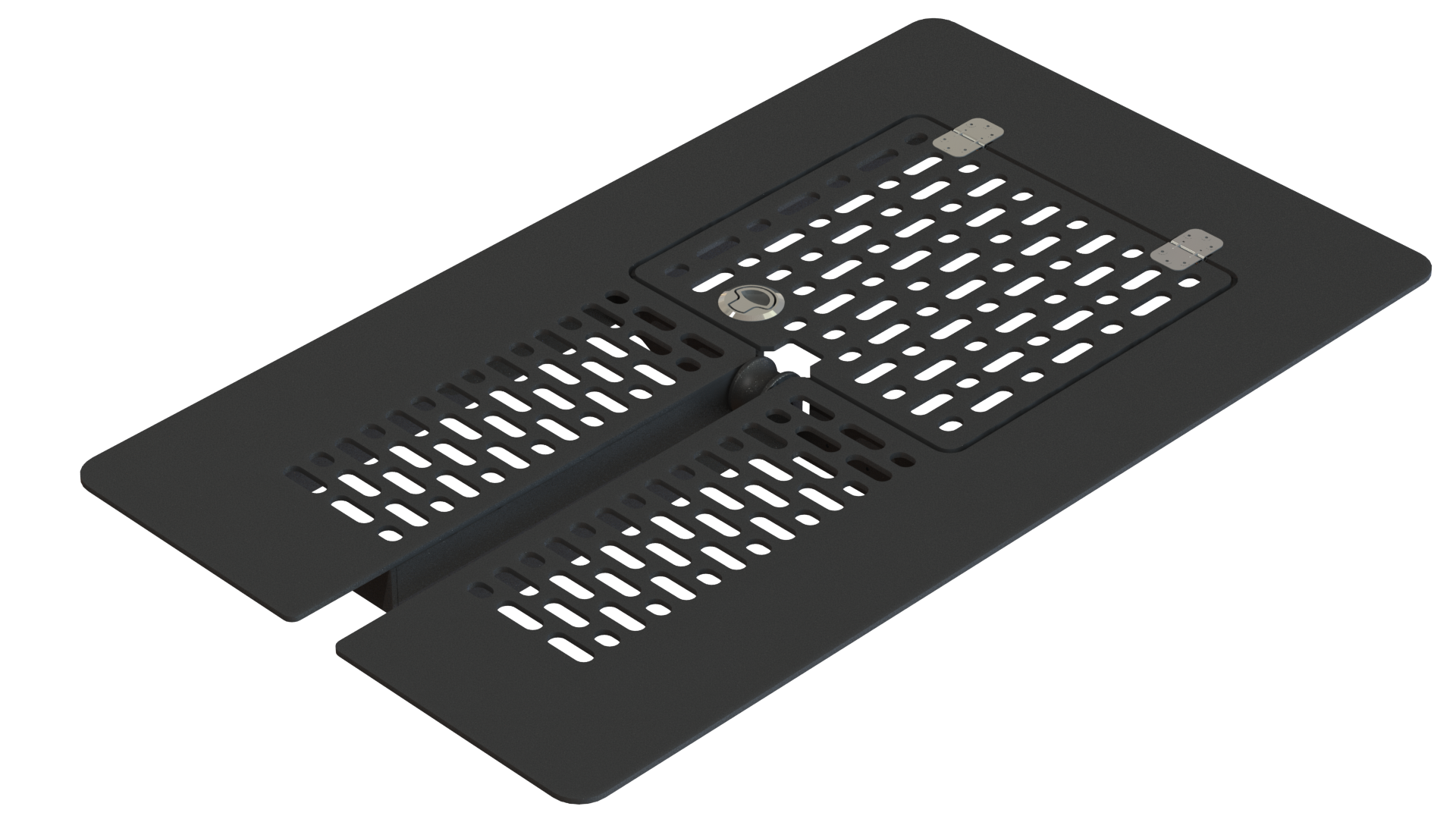 Mass Products Rectangular Grates