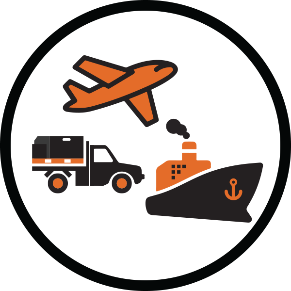 M.R.S (Modular Response System) Features & Benefit - Ability to mobilise via road, air and sea