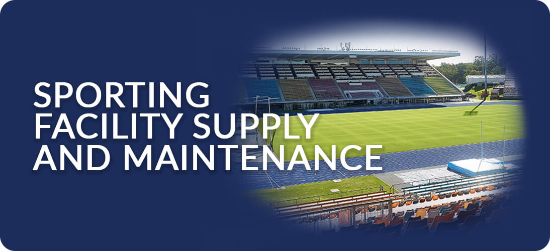 Mass Products - Sporting Facility Supply & Maintenance