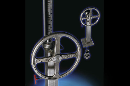 Halliday Products Telescoping Valves