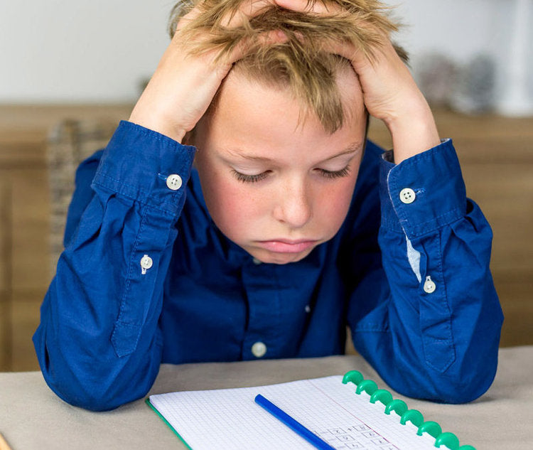 Why You Should Never Do Your Child's Homework for Him