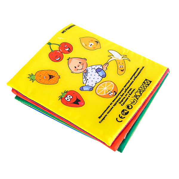Hot Sale Soft New Baby Cloth Books