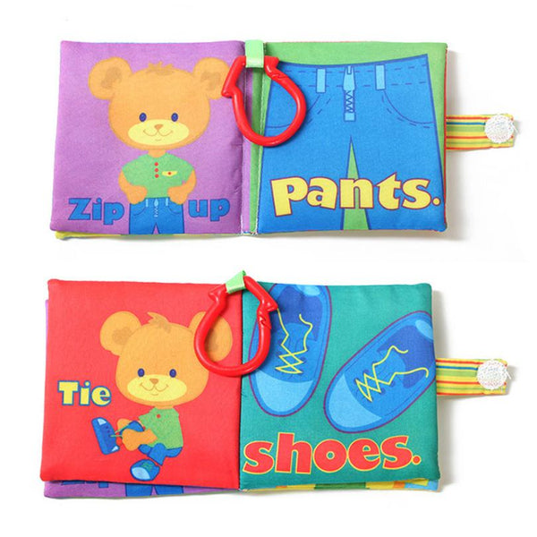 Sell Cloth Book Baby Kids Boys