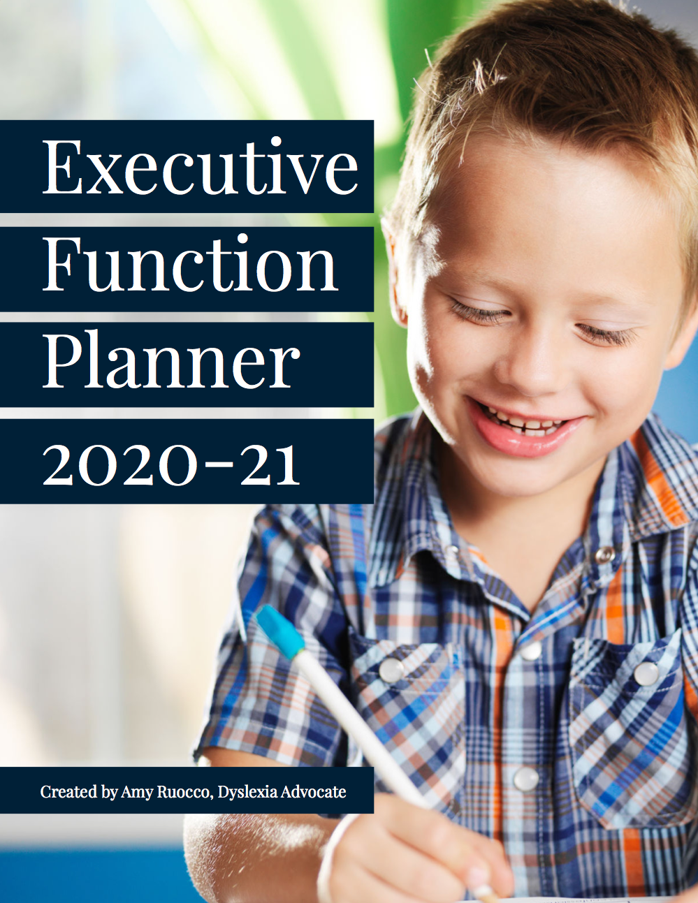 Executive Function Planner - 2020-21