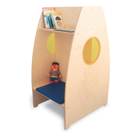 Two Sided Reading Pod
