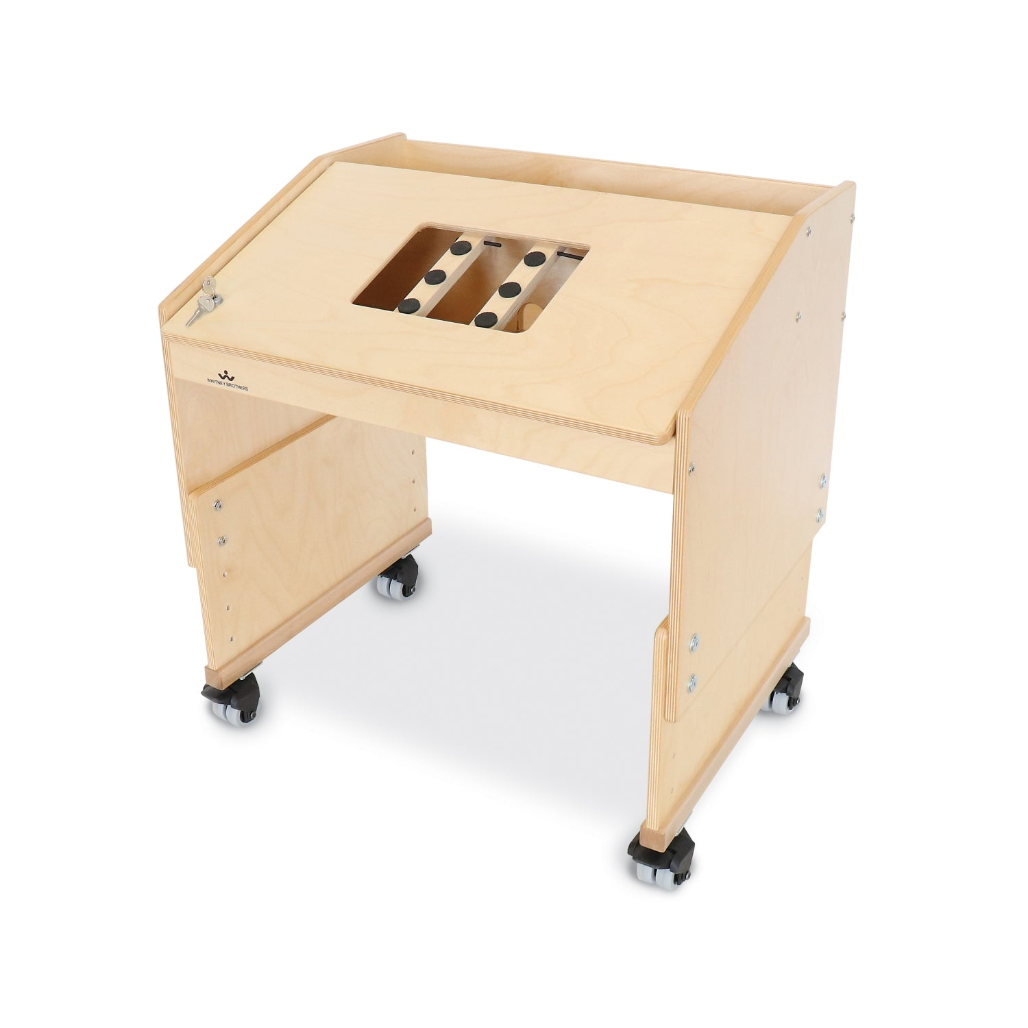 Mobile Tablet Desk - Single