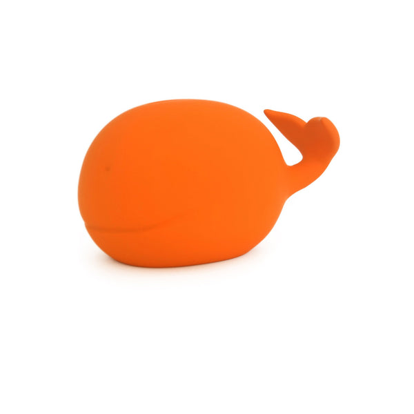 SAVE THE WHALES! Orange