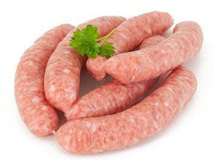 BEEF & PORK MAX BREAKFAST SAUSAGE 12/PACK