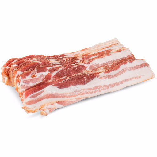 BACON SLICED, 10x1LB PACKS